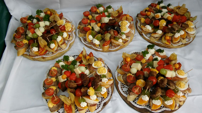 Partyservice und catering in der Prignitz